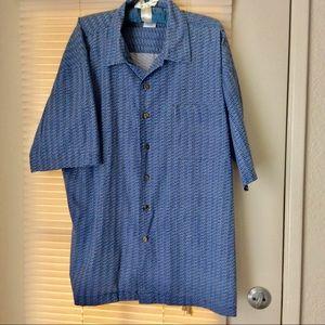 ARIZONA T-Shirt Men's Blue Sz XL
